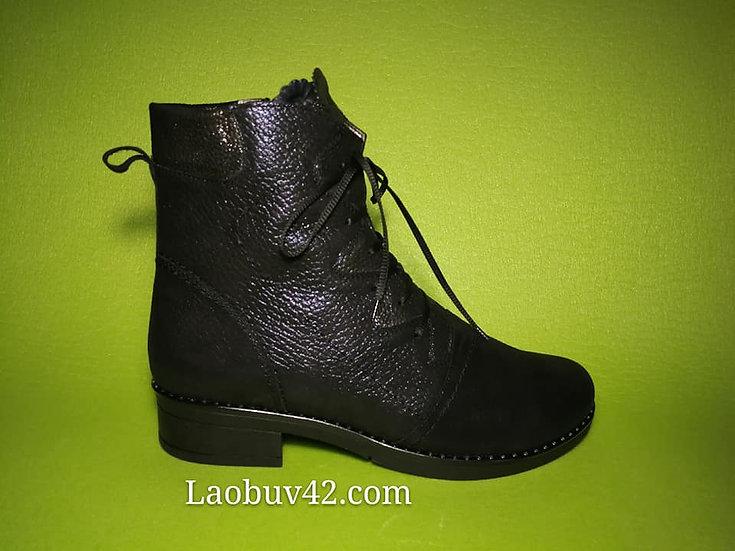 Ботинки зима кожа 41 размер