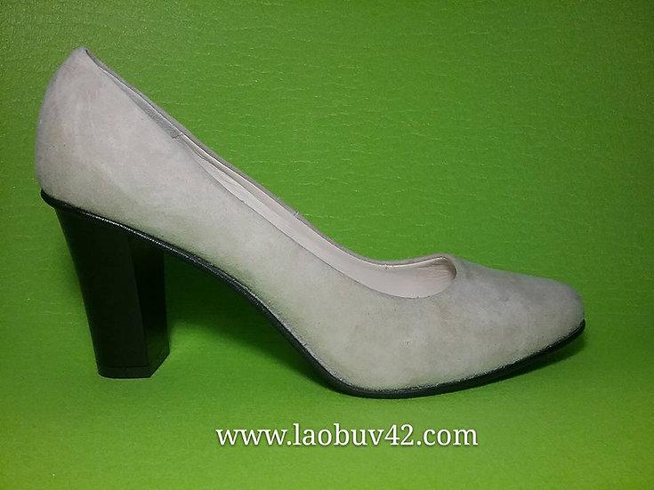 Туфли замш 43 размер