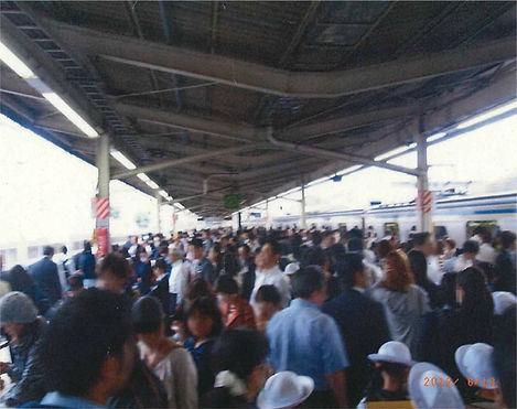 JR東戸塚駅での混雑解消の取組が一歩前進!(現在推進中)