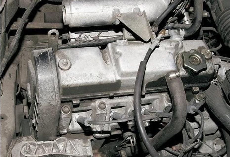 Фото №18 - двигатель ВАЗ 2110 инжектор