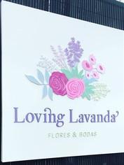 Loving Lavanda estrena nuevo rótulo de b