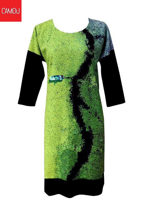 Camou // Tisza tó ruha