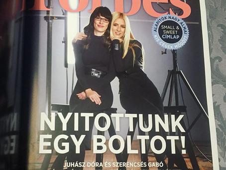 Legjobb Új Év kezdés köszönhetően a Forbes magazinnak!