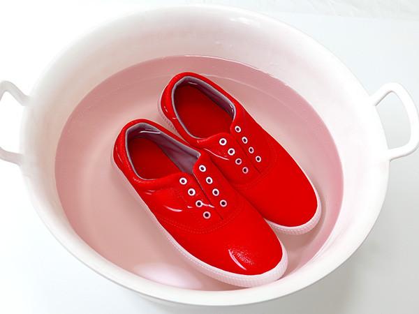 靴の染め方
