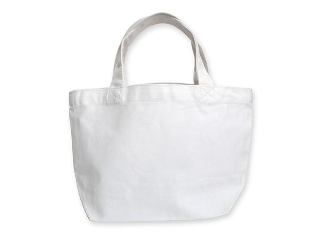染色用 トートバッグ 白