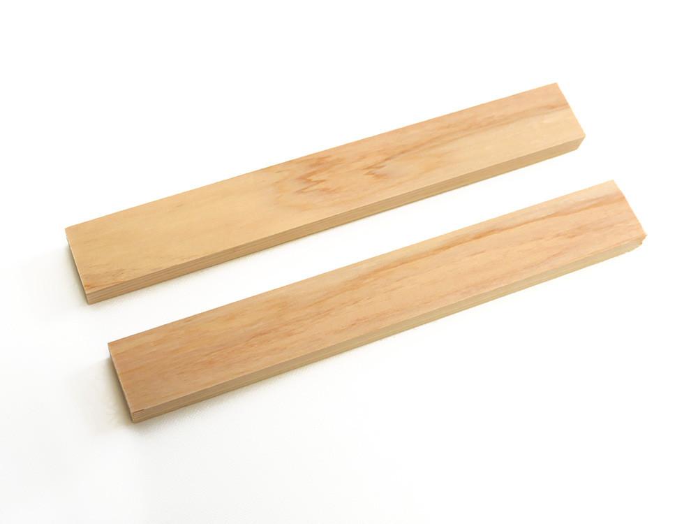 板締め絞り用 木の板