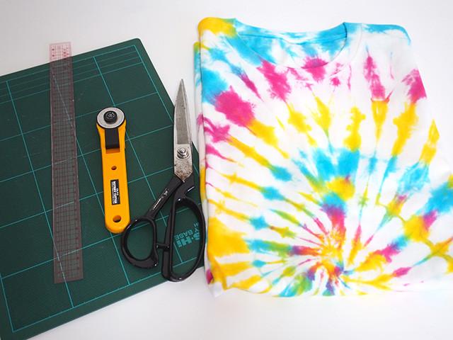 Tシャツヤーン 作り方
