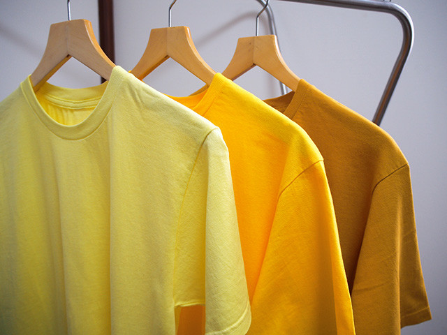 PAC FABRIC DYE Yellow