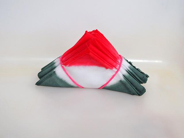 クリスマスカラー ランチョンマット