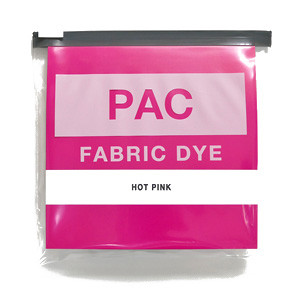 PAC FABRIC DYE col.07 HOT PINK(ホットピンク)