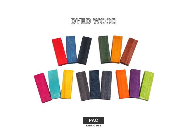 木材の染色 その後