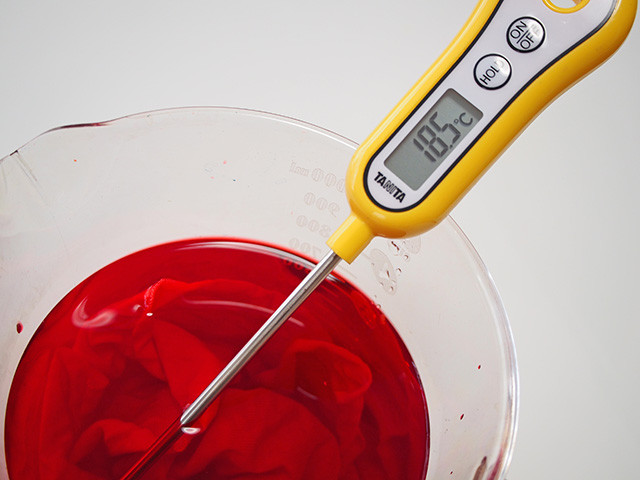水染め 水で染色する方法