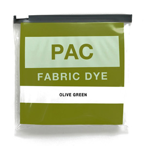 PAC FABRIC DYE col.23  OLIVE GREEN(オリーブグリーン)