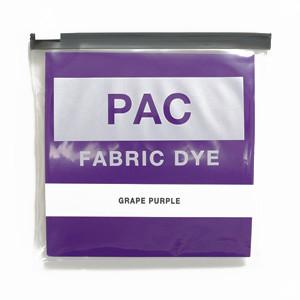 PAC FABRIC DYE パックファブリックダイ GRAPE PURPLE グレープパープル