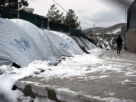 Winter looms, but Greece remains unprepared
