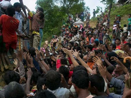 Rohingyans' parallels with DRC