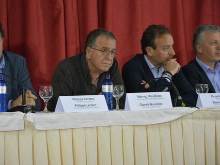 Yiannis Mouzalas: misleading the world on refugee numbers