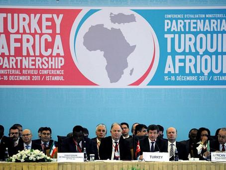 Turkey's increasing engagement in Africa