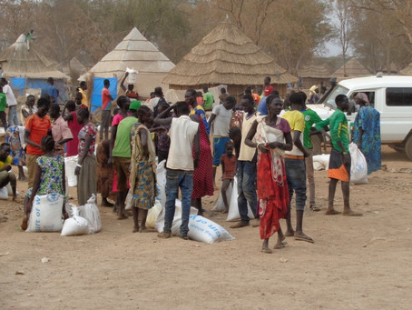 DRC - a lesson in why we must serve people who are not refugees, along with those who are
