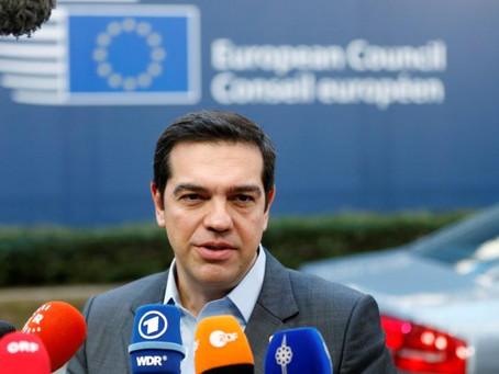Tsipras calls for five EU responses to refugees, but all have already been promised, and not carried