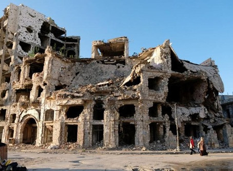 Libya: a war, war crimes, and the man responsible for both
