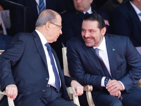 Lebanon's Hariri 'pauses' resignation