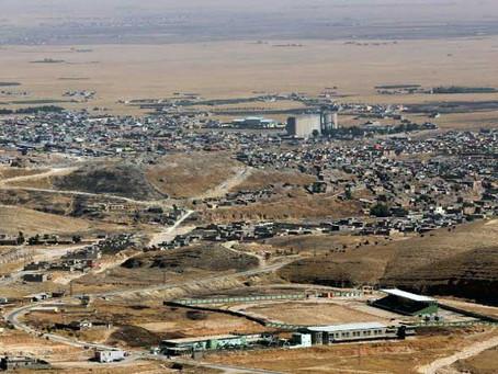 Iraq and Yezidis: troops seize Sinjar