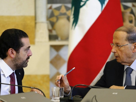 Hizbollah promises to leave Syria in exchange for Hariri continuing as Lebanese PM