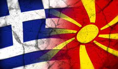 What's in a name? Greece and Macedonia