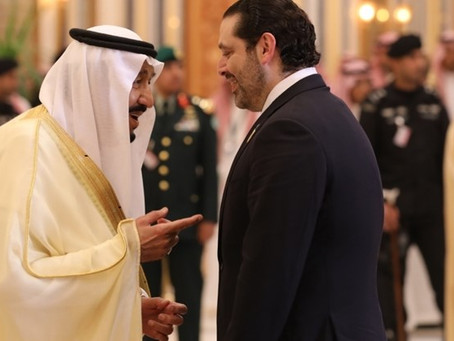 Arab states order citizens to leave Lebanon, as evidence mounts PM's resignation was a Saudi-led