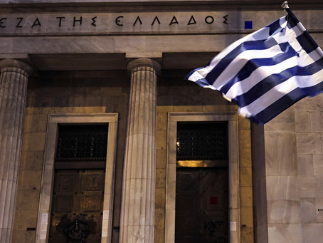 Greece: how austerity, and forced surplus-chasing, risk wrecking a 'recovery'