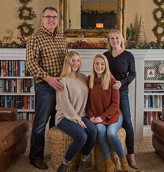 Dr. Clayton Twitero and family