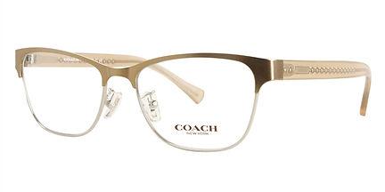 Coach New York Eyeglasses