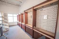 Brookings Vision Center Showroom