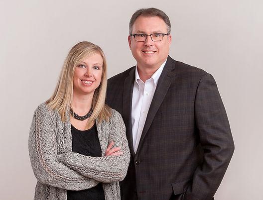 Dr. Trisha Morehouse & Dr. Clayton Twitero