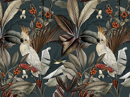 Set de Table Perroquet