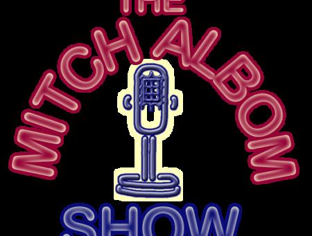 Sawyer Joins Mitch Albom on His Radio Show