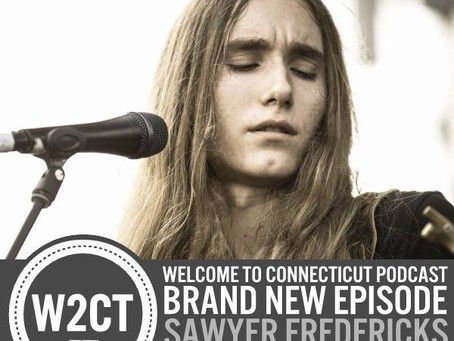 """Welcome To Connecticut Podcast"" Interview"