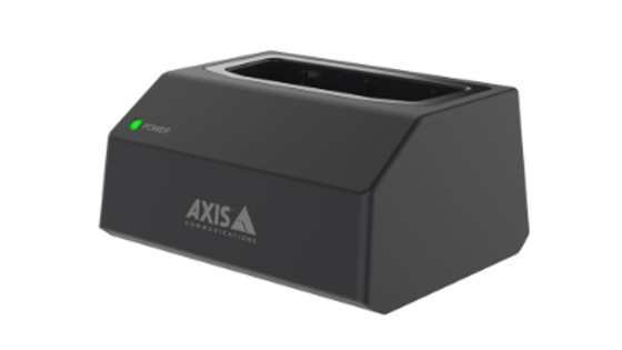 AXIS W700 Docking Station, 1 Bay, Power Adaptor Included