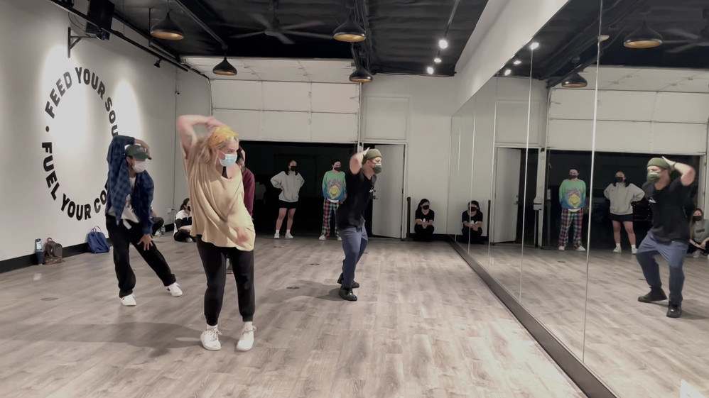 CHOREOGRAPHY WITH MITCH VILLAREAL