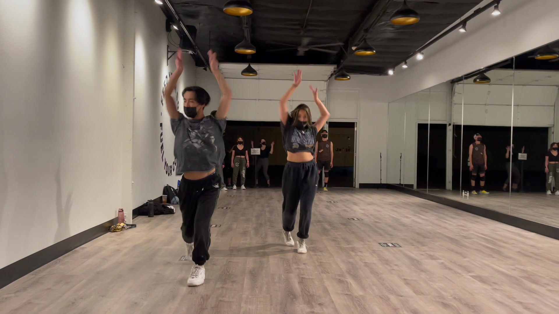 CHOREOGRAPHY WITH GRANT KAITA