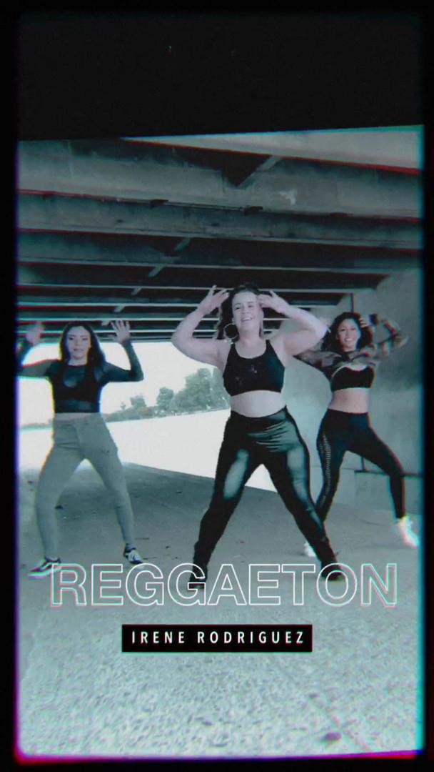REGGAETON with Irene Rodriguez