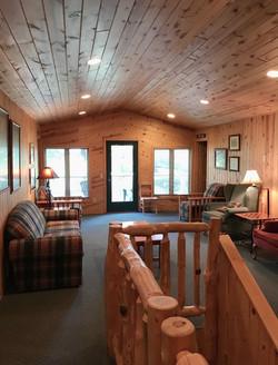 Black Bear Lodge Upstairs