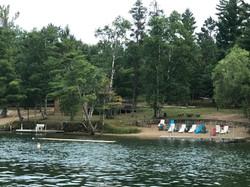 Edgewood's Swimming Beach