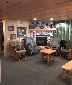 Black Bear Lodge Sitting Area