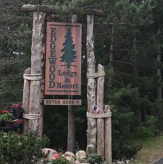 Edgewood Resort Entrance Sign