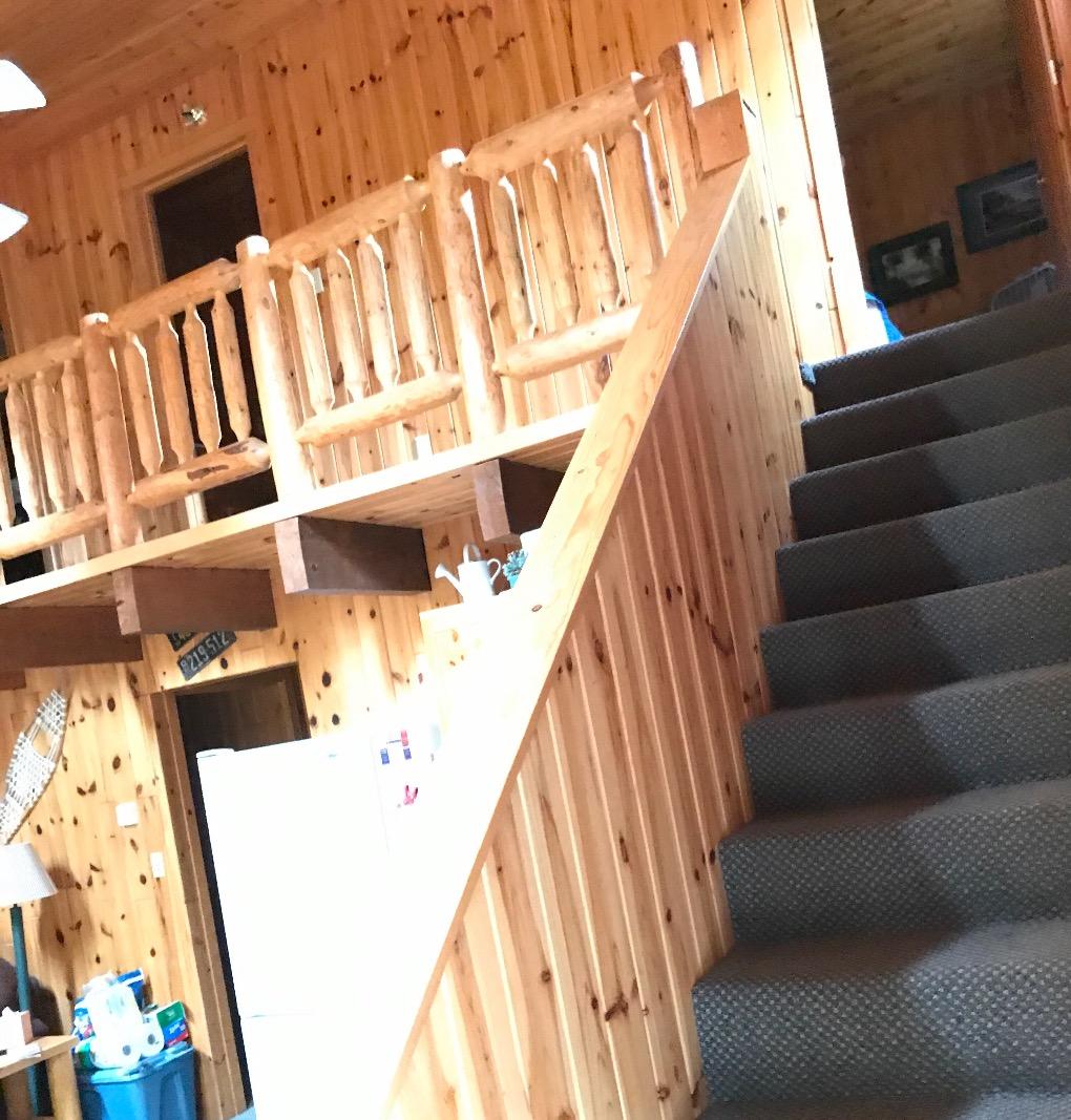 Hatlestad House Upstairs