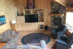Home Away from Home Living Room