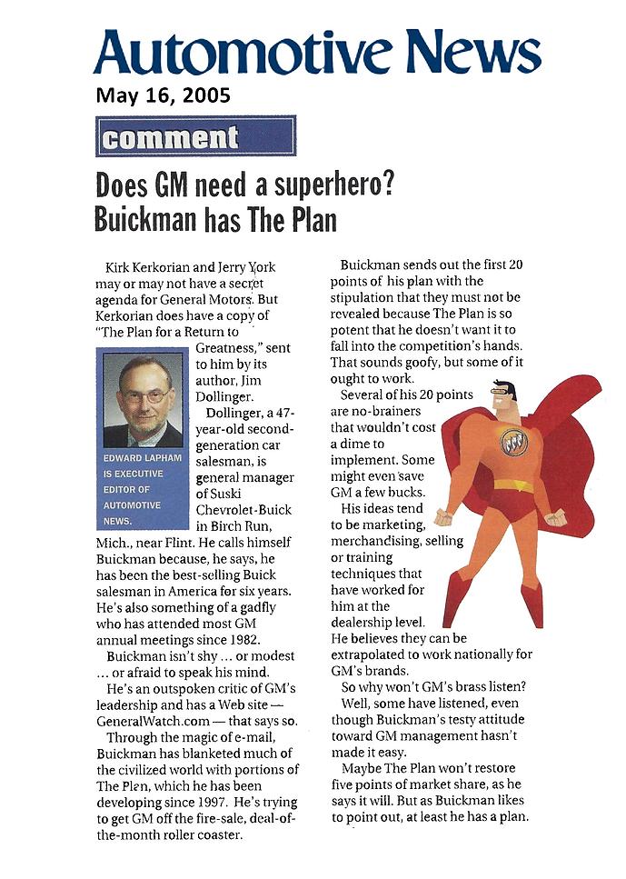 Buickman - Automotive News - 5-16-2005.p