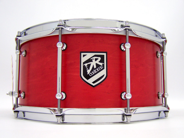 Satin Paint Snare